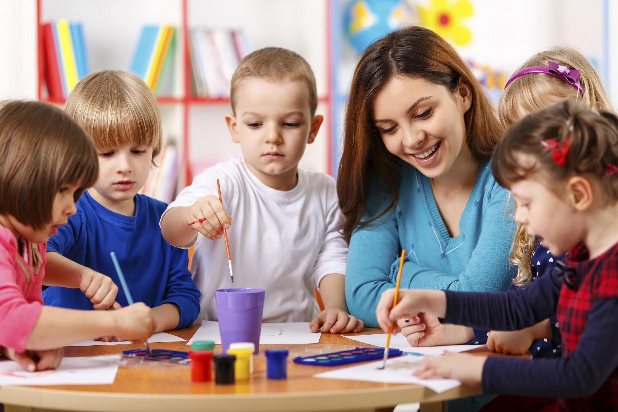 Ngành nghề của tương lai - Giáo dục và Chăm sóc Mầm non