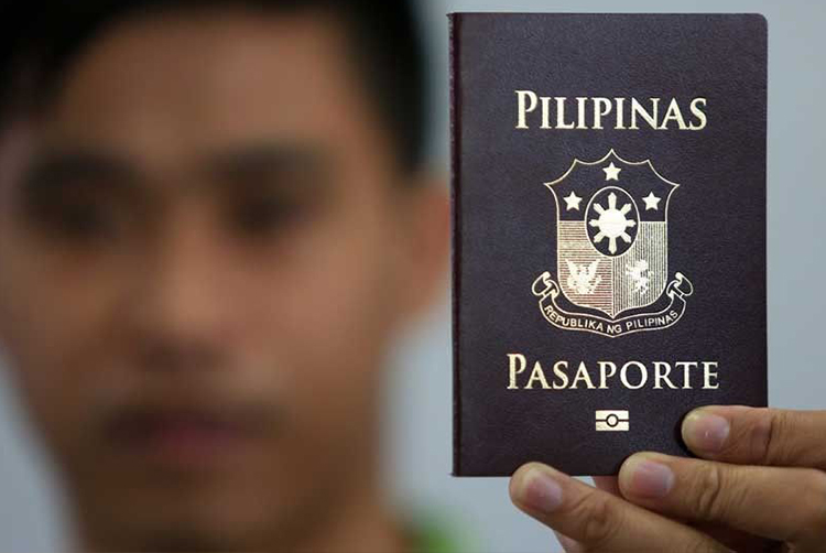 Claim your new Philippine passport