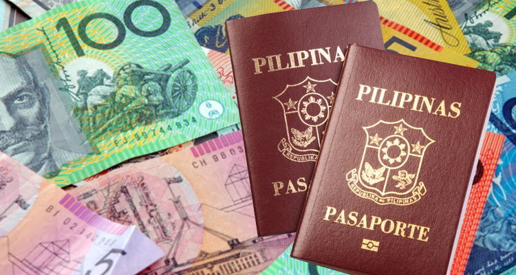 Passport Application Fee