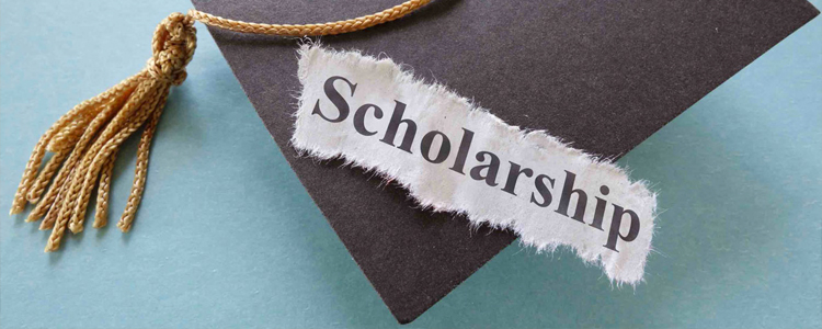 Scholarships are available to all kinds of students