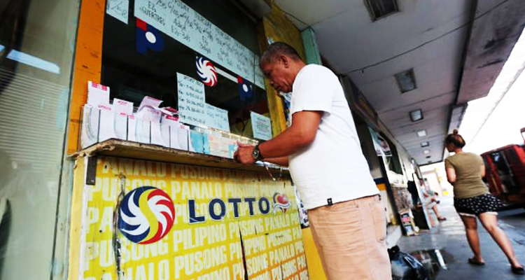 lotto player
