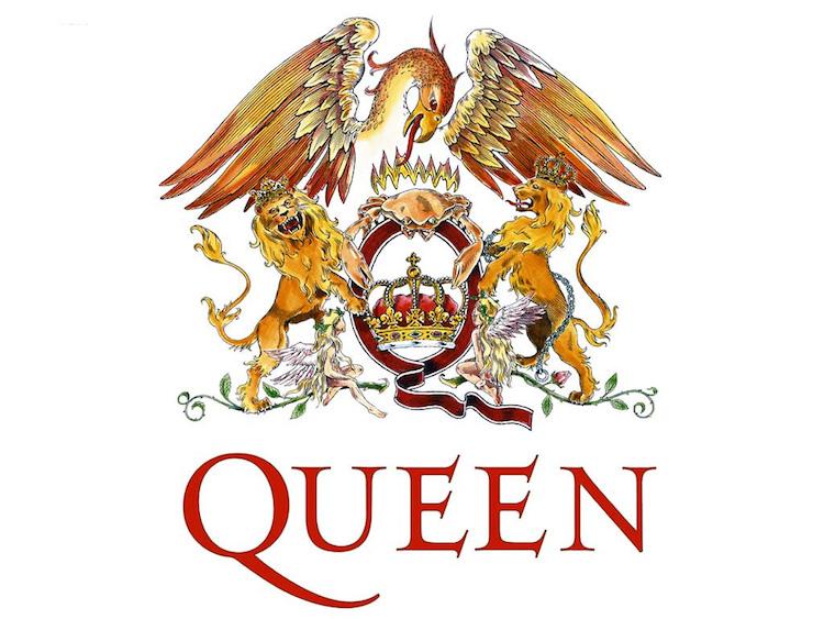 The Queen Crest