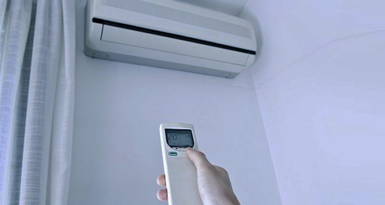 airconditioner with timer