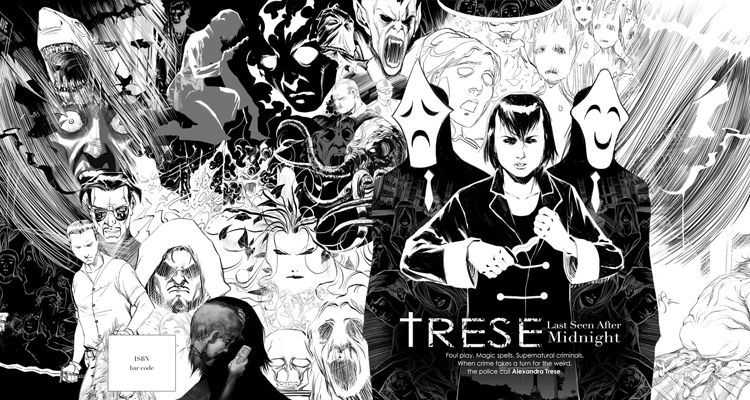 trese graphic novel