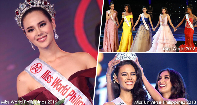 Catriona Gray on her beauty pageants