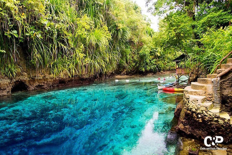 Hinatuan Enchanted River - Hinatuan Surigao del Sur