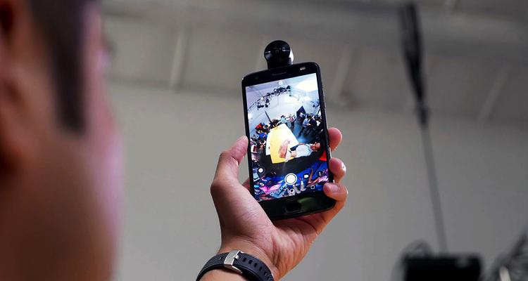 360 Degree Selfies