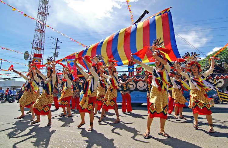 Balanghai Festival in Butuan