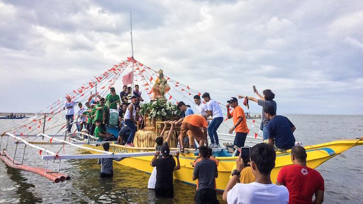 Sto. Niño de Ternate Fluvial Karakol in Ternate Cavite