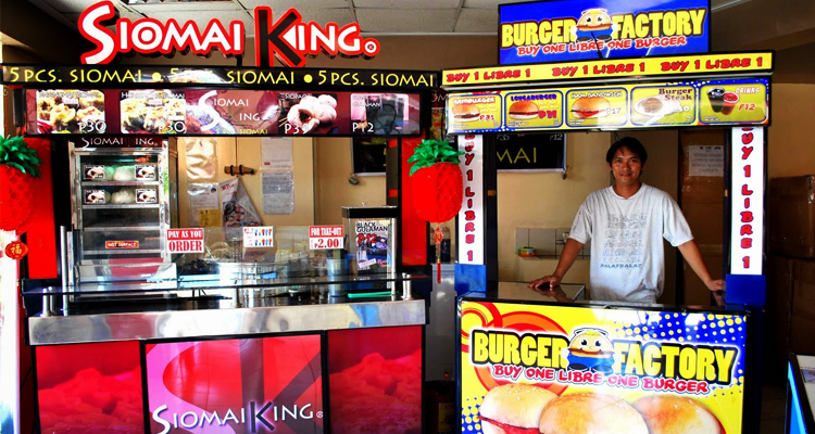 Food Cart or Restaurant Franchise