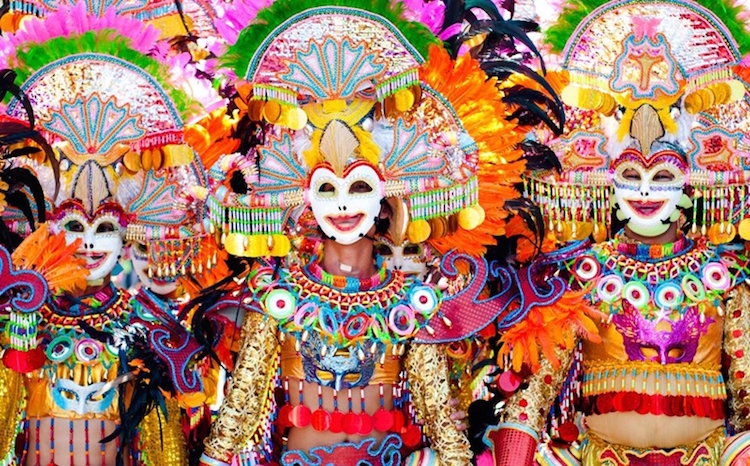Masskara Festival - Bacolod City