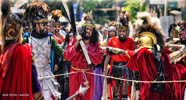 Moriones Festival - Marinduque (March)