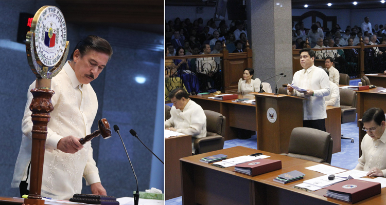 PH Congress in session