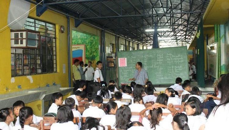 Schools Lack Enough Facilities