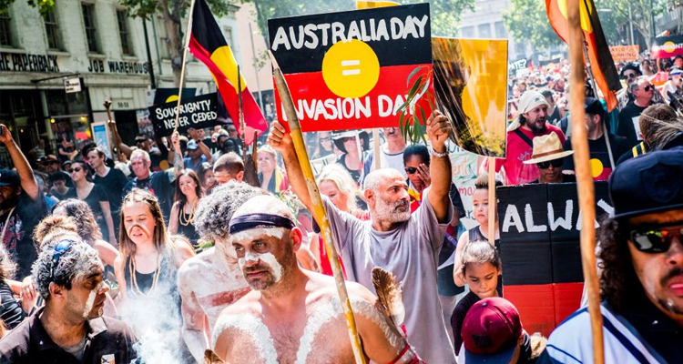 australia day invasion day