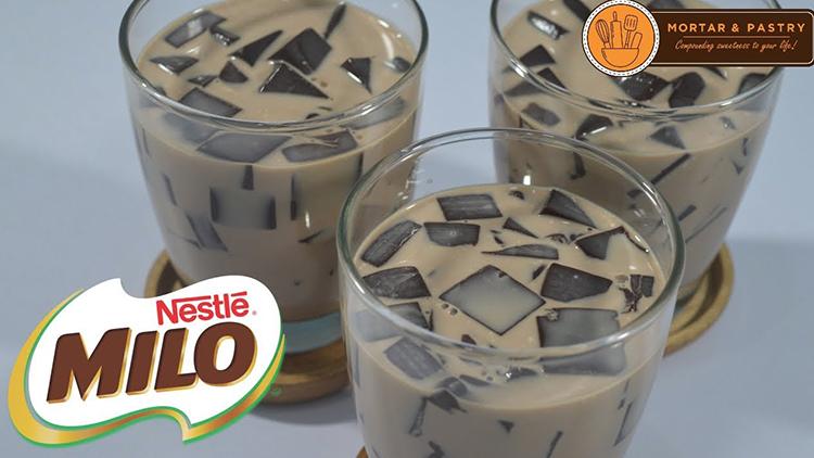 Milo-Choco Jelly