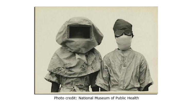 Plague Researchers in the Philippines