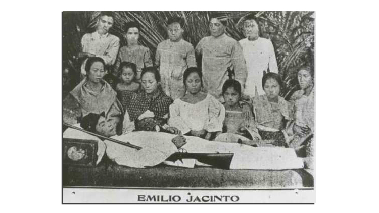 The Death of Emilio Jacinto