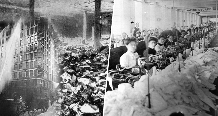 The Infamous Triangle Shirtwaist Factory Fire