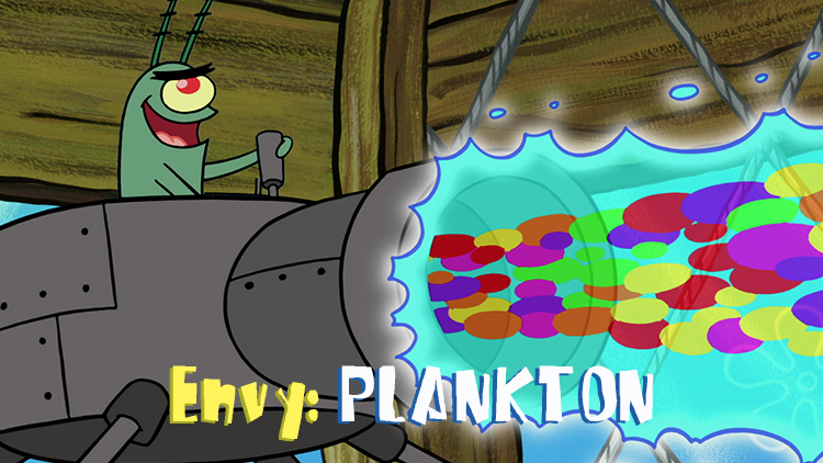 Envy Plankton