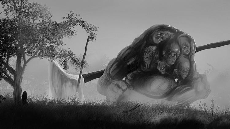 Gawigawen - Philippine mythical creature