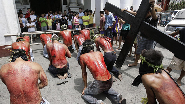 Holy Week Traditions in the Philippines