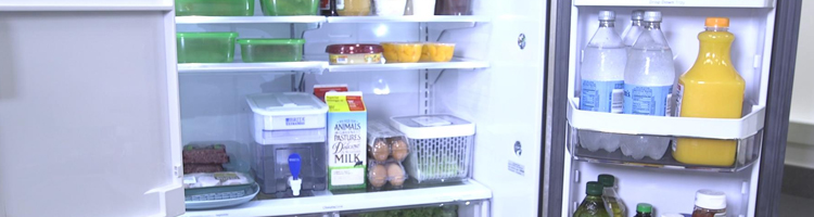 Take a photo of your fridge before heading to the grocery