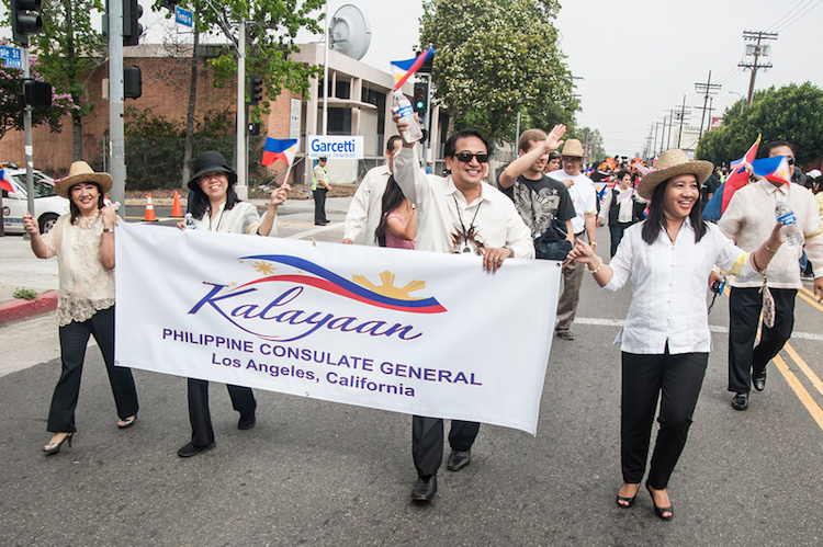 121st Anniversary of the Philippine Independence Grand Gala (Los Angeles, USA)