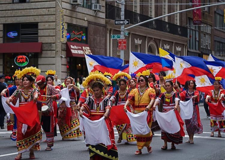 2019 PIDCI Philippines Independence Day Parade (New York, USA)