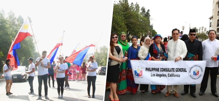 2019 Philippine Independence Day Celebration (California, USA)