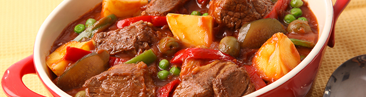 Spicy Beef Stew (Caldereta)
