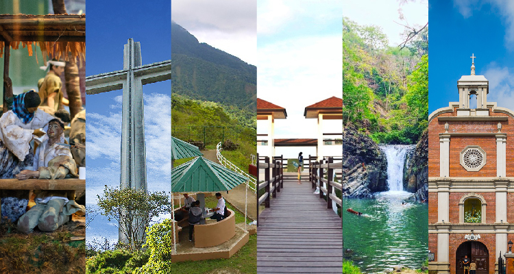 Travel destinations in Bataan