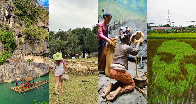 Travel destinations in Nueva Ecija
