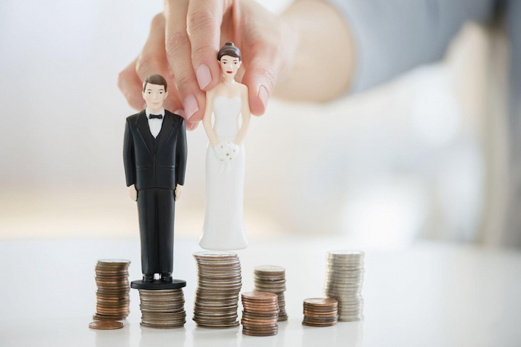 People who marry in June qualify as married for the whole financial year