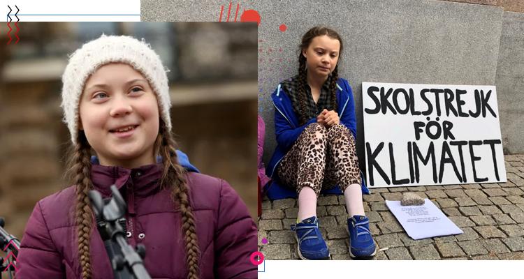 4-Greta Thunberg