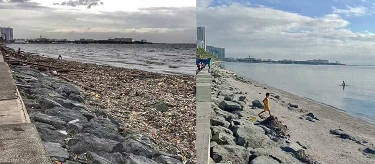 Boracay and Manila Bay Rehabilitation
