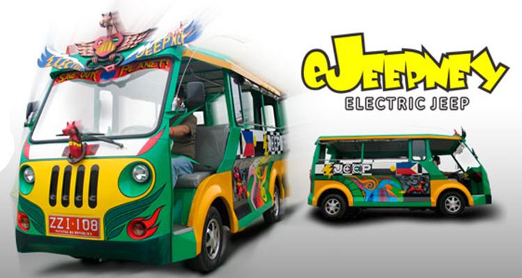 E-Jeepney inventor