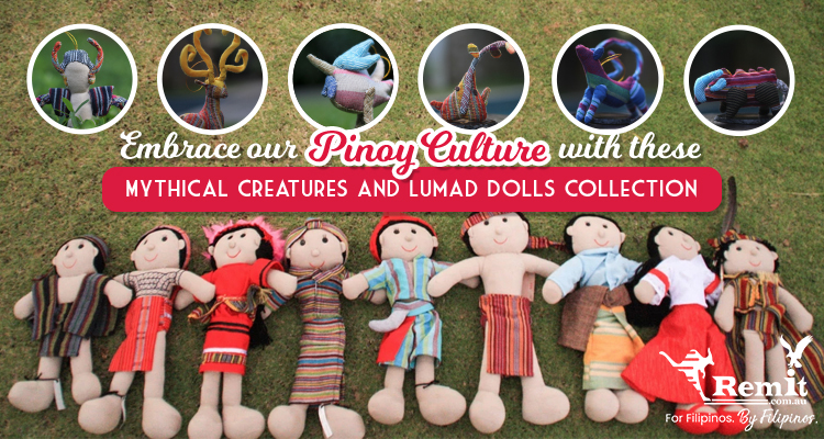 Embrace our Pinoy Culture with these Mythical Creatures and