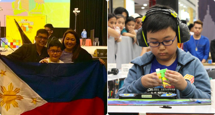How an 11 Year-Old Pinoy Fared At the Last World Cube Championships