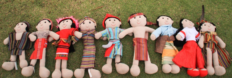 LUMAD DOLLS COLLECTION