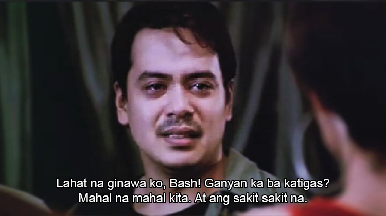 Love Hurts - Lessons from Basha and Popoy