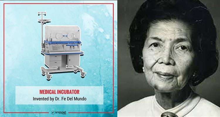 Medical Incubator inventor