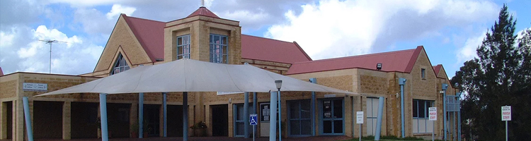 NSW - Mary Immaculate Catholic Church Quakers Hill