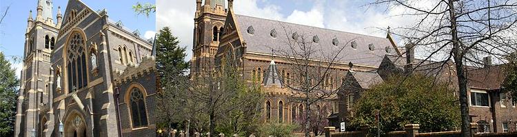 NSW - Saints Mary and Joseph Catholic Cathedral