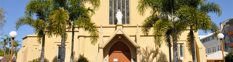 QLD - St Mary_s Church, Maryborough