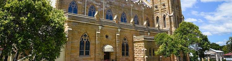 QLD - St Mary_s Roman Catholic Church, Warwick
