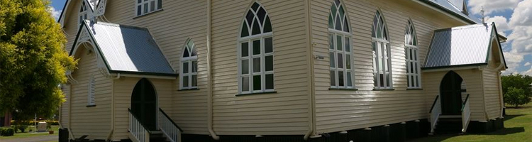 QLD - St. Brigid_s Church, Rosewood