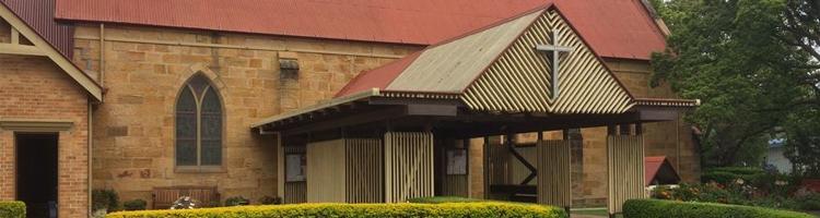 QLD - St. Francis Xavier Church, Goodna