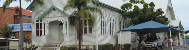 QLD - Star of the Sea Church