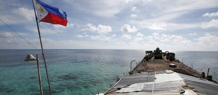 The West Philippine Sea